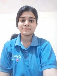 Aditi Chaturvedi    Physiotherapist, Bangalore
