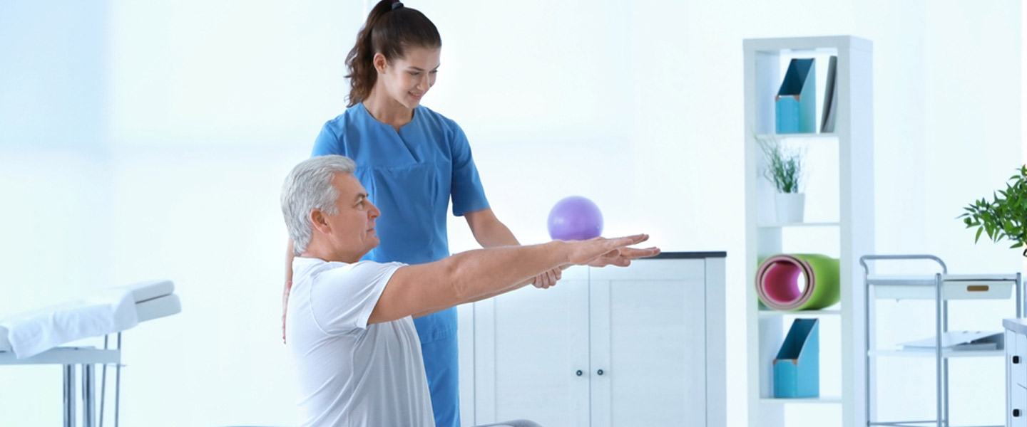 Physiotherapy for Elderly at HOME