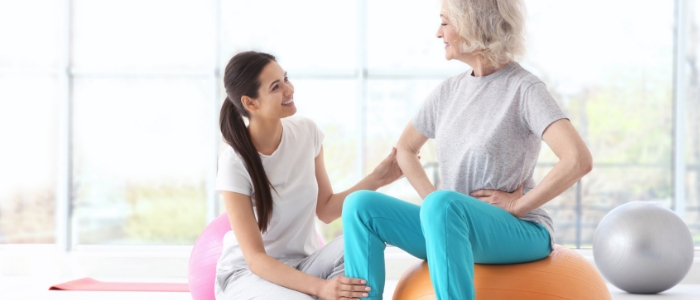 Managing Menopause with Physiotherapy